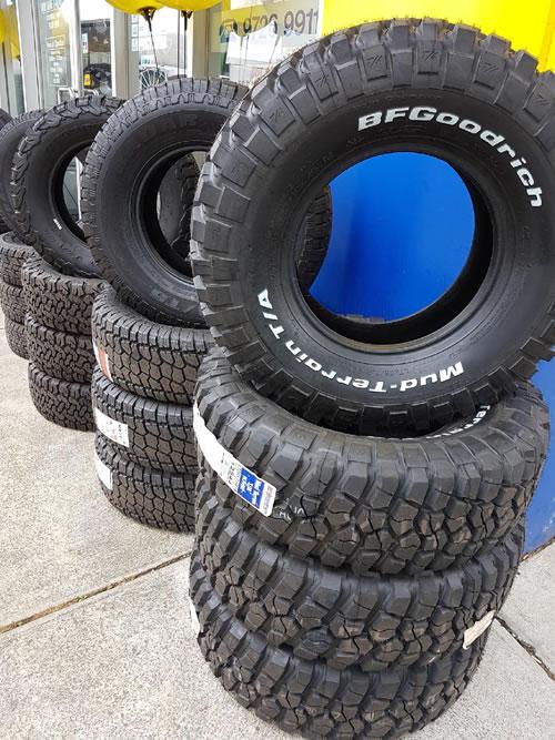 New Tyres Croydon