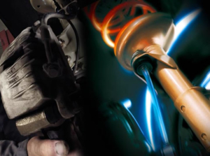 Suspension Repairs & Steering Repairs